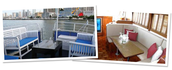 Captain Nick's Miami Yacht Charters