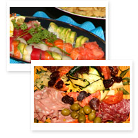 Miami Charters Catering